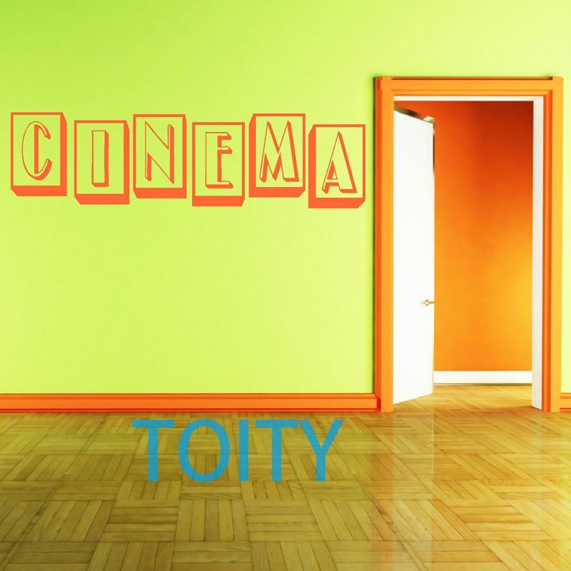 Fantastic Home Movie Theater Wall Decor Photos - Wall Art Design ...