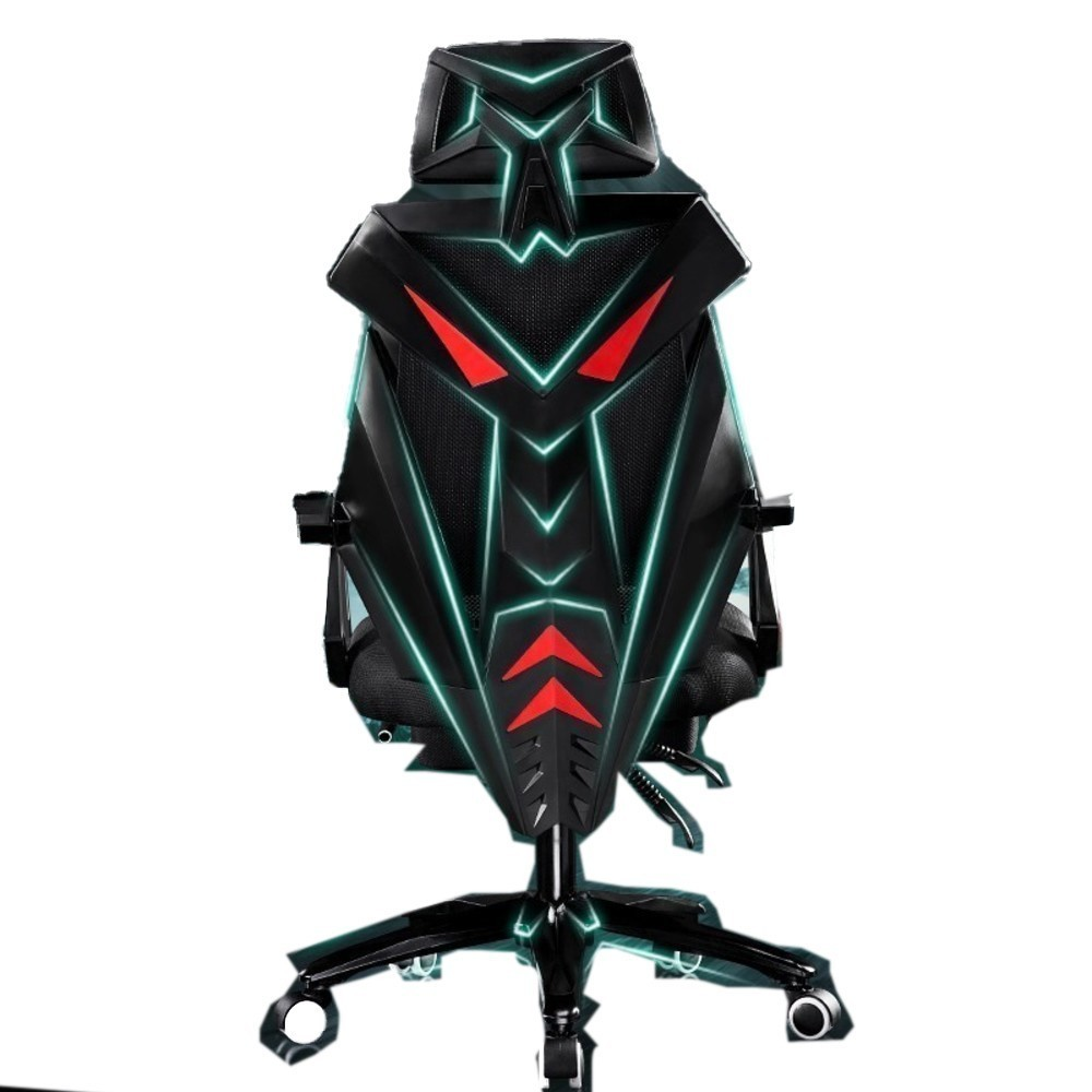 Luxury Quality Silla Gamer Poltrona Live Esports Office Boss Breathable Lacework Chair Ergonomics Massage Household Steel Feet