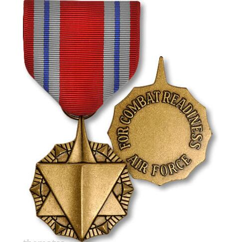 Low price Custom award medals hot sale air force military