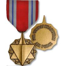 Low price Custom award medals hot sale air force military cheap high quality usa of honour  hl50244