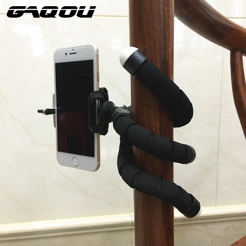 GAQOU 3 en 1 Con Control Remoto Mini Soporte Flexible para Teléfono - Cámara y foto - foto 4