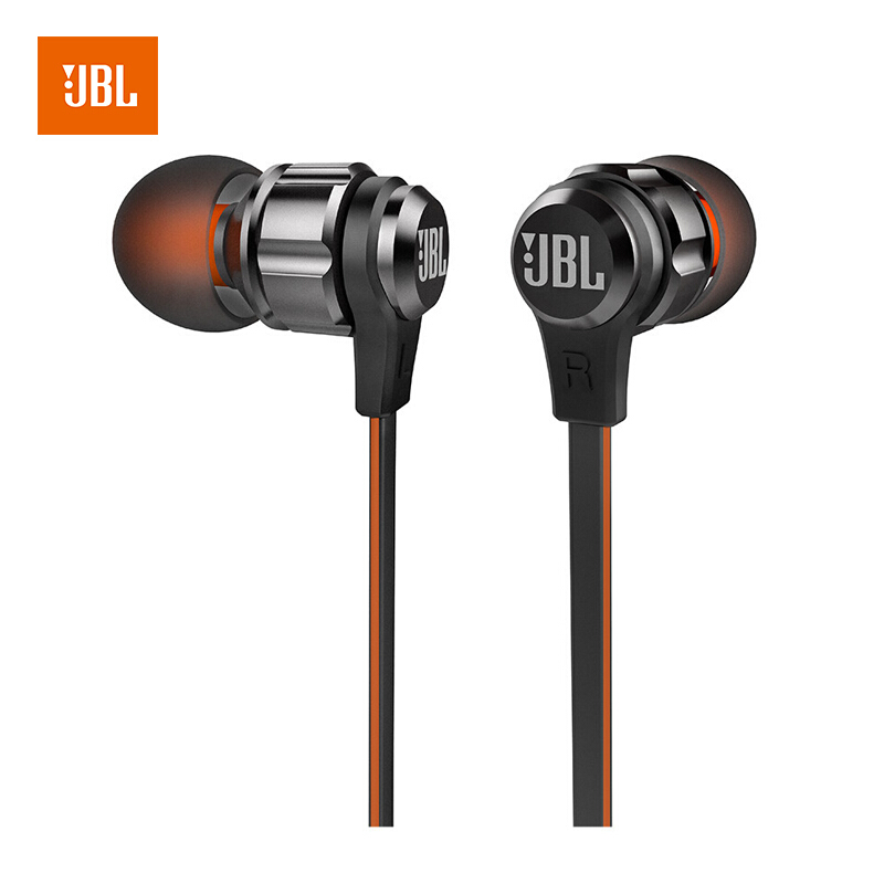 JBL T180A In-ear Music go 3.5mm Wired Stereo Headset Line Control with Microphone бутылка 0 4 л asobu ice t 2 go фиолетовая it2go violet