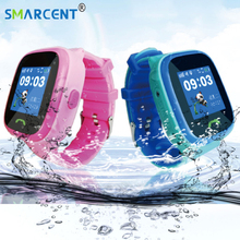 Q520 Child Baby Smartwatch IP67 Swim GPS Touch Phone smart watch SOS Call Location Device Tracker Kids Safe Anti-Lost Monitor