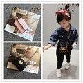 New Arrival Fashion Brand Design Korean children cute bag children baby single shoulder bag purse princess messenger bags