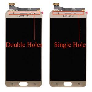 Image 2 - Neue ORIGINAL 5,5 LCD für SAMSUNG Galaxy J7 Prime Display G610 G610F Touchscreen Digitizer Display J7 Prime Ersatz LCD