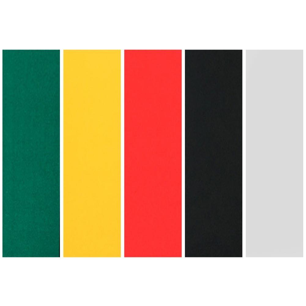 84*23cm Color Skateboard 4 Round Sandpaper Wear-resistant Anti-slip Sand Slab Sandpaper Thickening Accept Wholesale