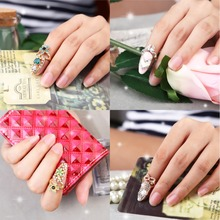 Finger Nail Design Art for fake nails