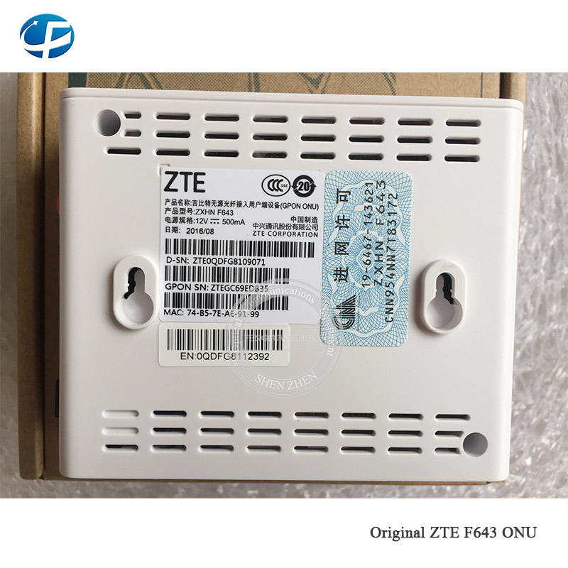 10pcs 2018 Hot Selling Single Mode 1ge Epon Ont Onu Ftth Fttb Fttx Network Same As Hua Wei Epon Onu To Enjoy High Reputation At Home And Abroad Fiber Optic Equipments Communication Equipments
