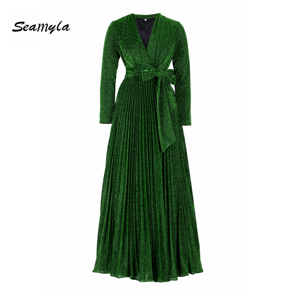 New-Fashion-Runway-Women-Maxi-Dress-2017-Long-Sleeve-Green-Gold-Blue-Winter-Dress-2017-Floor-(1)