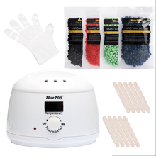 Hair Removing Cream Depilation Solid Wax Beans Depilatory Brazilian Machine Set Body Face Waxing Painless Beauty