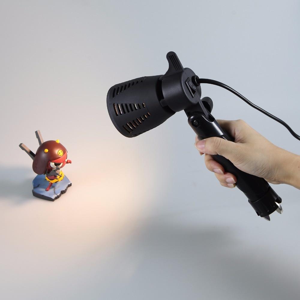 5800K Kamera fotografike Profesionale Studio Video LED Llambë LED - Kamera dhe foto - Foto 4