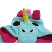 Cartoon Unicorn Hoodie Jacket