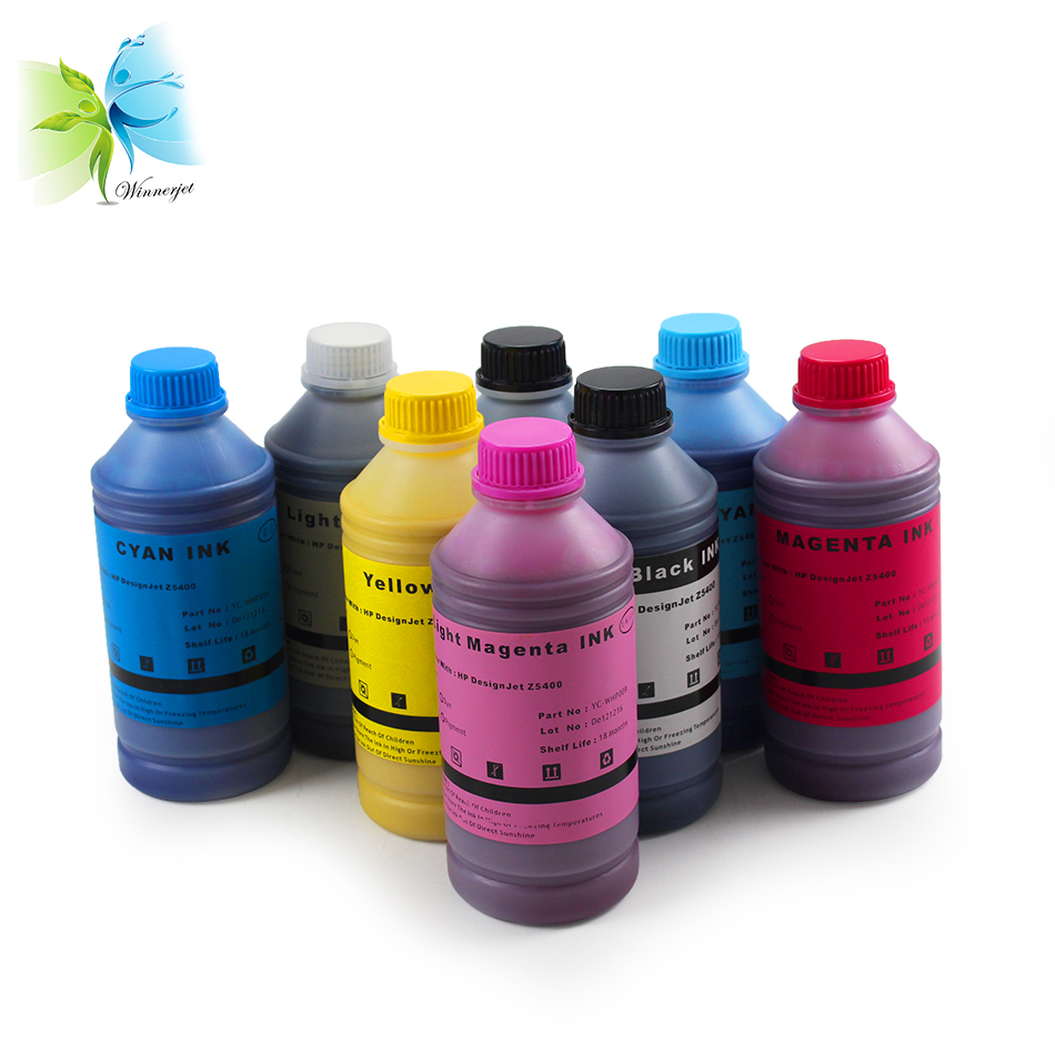 PIGMENT INK FOR HP 772 (11)