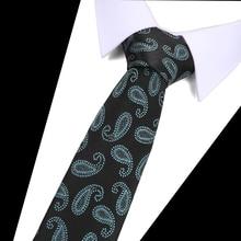 Luxury Mens diamond Pattern Ties 7.5CM Slim Neckties Polyester Jacquard Skinny Neck Tie Wedding Corbata Gravata