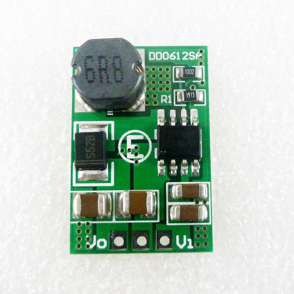 15w 26 5v To 6v Dc Step Up Boost Converter Voltage Regulated Dc5v Dc30v By 74hc14 Dd0612sa 1