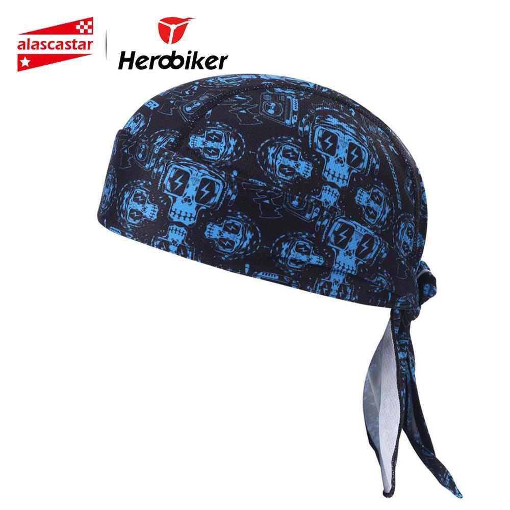 HEROBIKER Motorcycle Mask Headwrap…