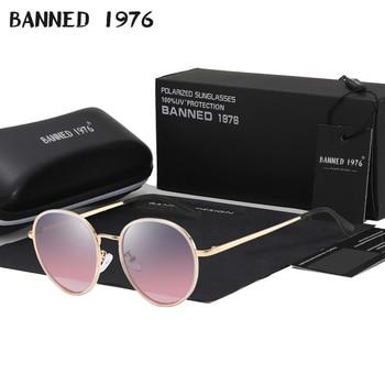 HD Polarized 2019 fashion Sunglasses Womens Driving brand new Sun Glasses For ladys Retro girls Luxury Brand Designer shades