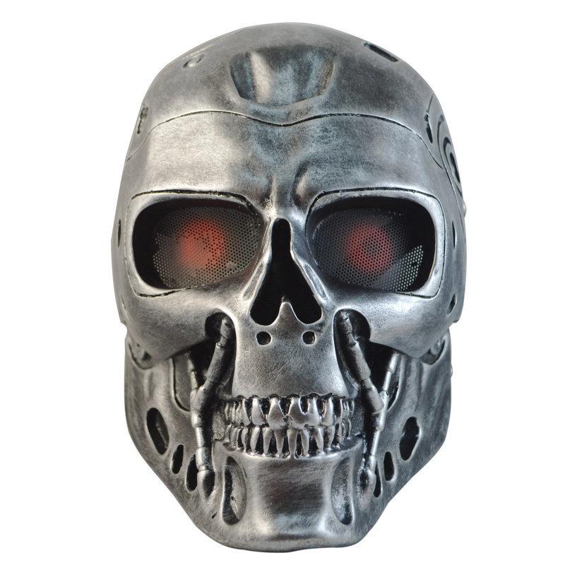 mscaras do partido do campo mscara de halloween mscara de caveira mscara facial completa proteo de