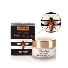 original New Zealand Parrs Bee Venom Face Mask Manuka Honey Moisturizing face cream Face Lift Anti Aging cream Tighten Firm Skin