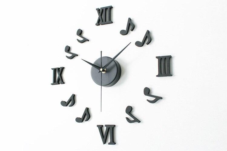Quartz Marche Arrière Arrière Nouveauté Horloge mouvement avec grand choix de mains