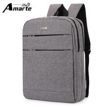 Waterproof Men Laptop Backpack Business Computer Backpack Bag 17 Inch Women Men s Bag Backpack Grey