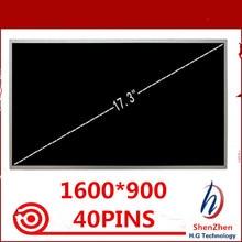 17.3 מחשב נייד LCD מסך עבור ASUS K73 K75 K73E K73S K73B K75E K75VM K75DE סדרת 1600*900 40 סיכות