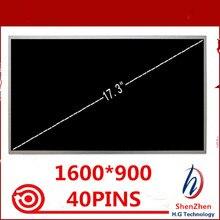 17.3 Laptop شاشة LCD ل ASUS K73 K75 K73E K73S K73B K75E K75VM K75DE سلسلة 1600*900 40 دبابيس