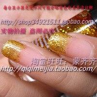 Mountbatten Chicheley French Multicolour Backguy Pen Nail Polish Oil Hairline Brush Head Gold