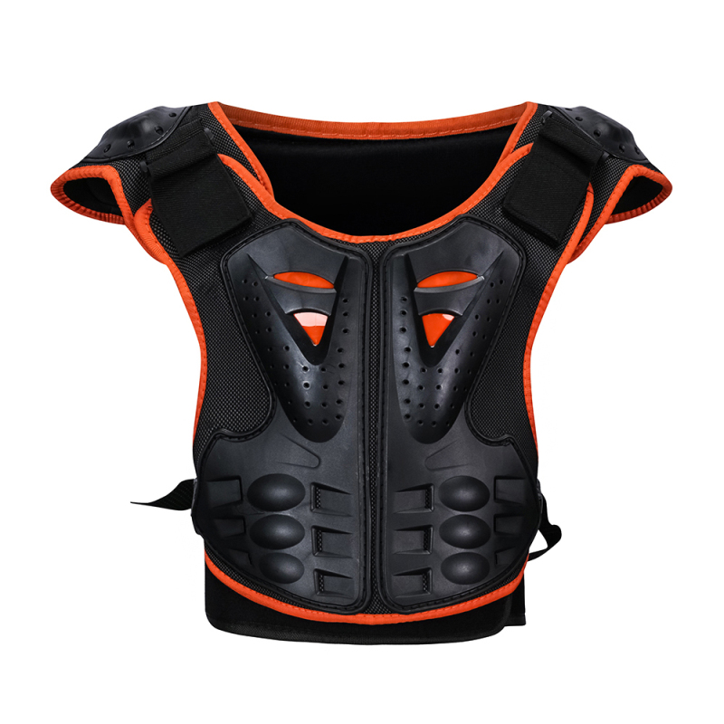 Youth Kid  Body Armour Vest Motocross Chest Protector