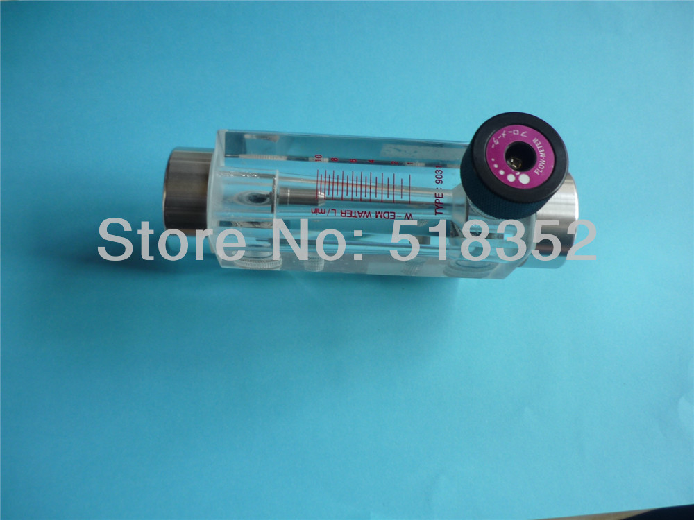 S801D824P01 Mitsubishi Flowmeter for WEDM-LS Wire Cutting Machine Tool Part chmer flowmeter for wedm ls wire cutting machine tool part