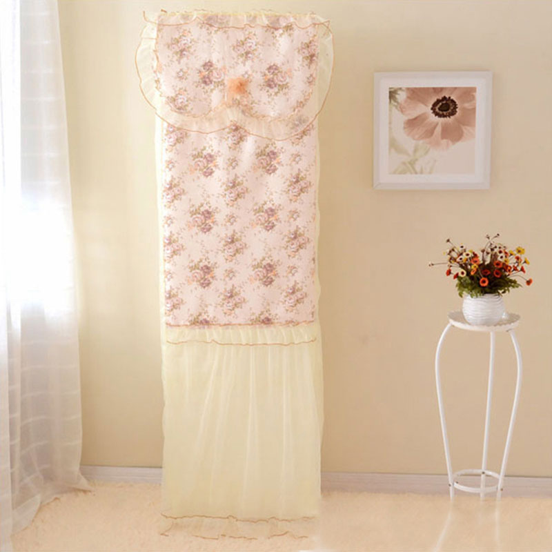 Fabric Cabinet Air Conditioner Cover Vertical Air Conditioning Air  Conditioning Cover Dust Proof Decorative Cover
