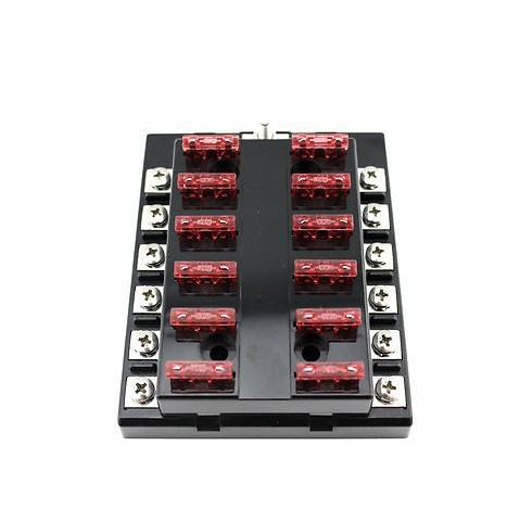 12 Way Blade Fuse Box Bus Bar Kit Car Boat Marine FuseBox Holder 12V 24V Volt_640x640 fuse box bar kit great design of wiring diagram \u2022
