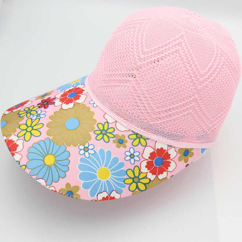 2018 Wanita Kasual Visor Topi Musim Panas Matahari Kosong Topi Solid Jerami Berjemur Topi Unisex Sombrero Cap Topi Wanita topi Pantai