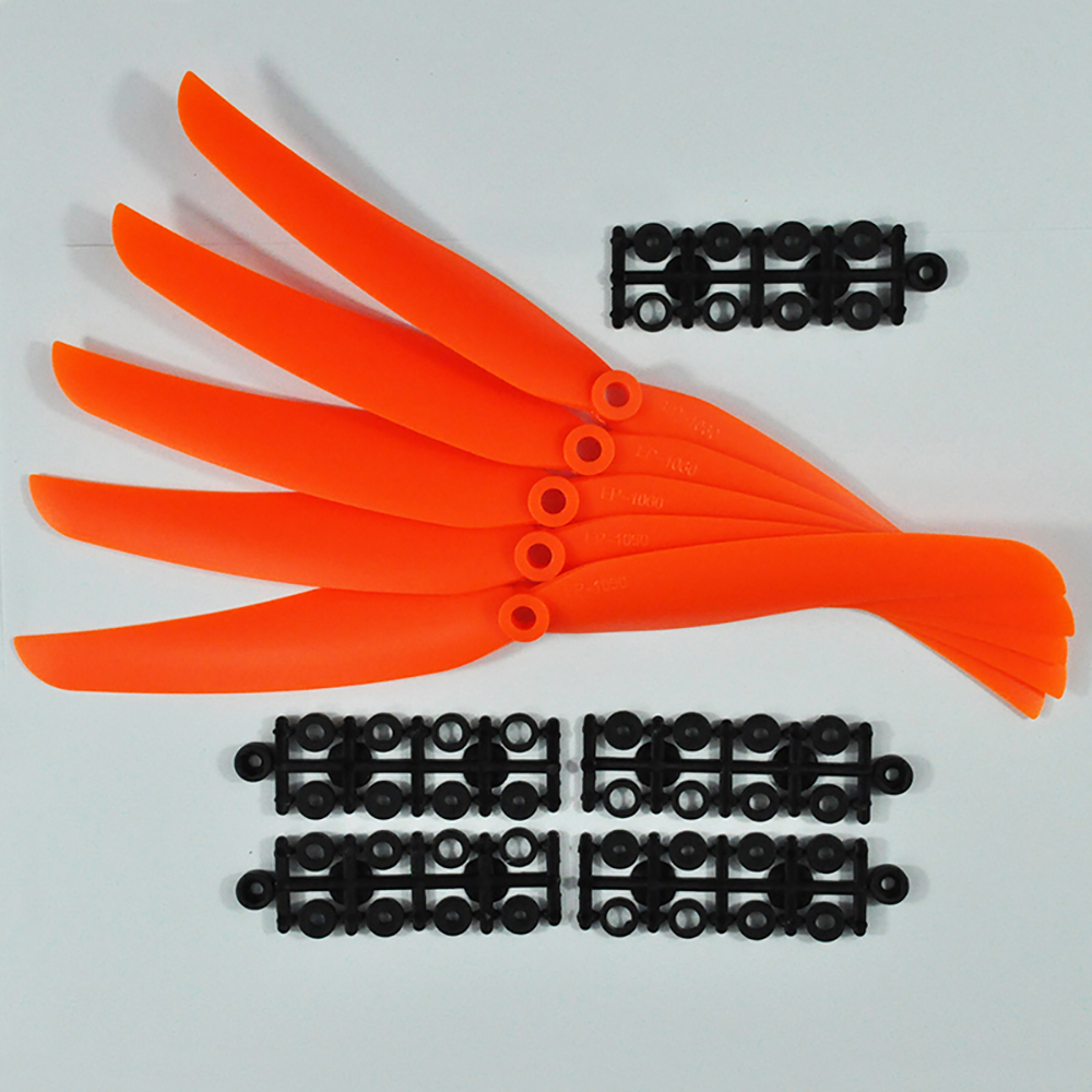 10pcs Big Hole Direct Drive <font><b>Propeller</b></font> 1060/1160/5030/5035/<font><b>6035</b></font>/7035/8040/8060/9050 Flyer For Fixed-wing Helicopter Airplane image