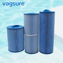 Vagsure Blue ABS&Polyester Swimming Pool Filter Multi-Specification High Temperature Resistance Strainer Pump Replacement