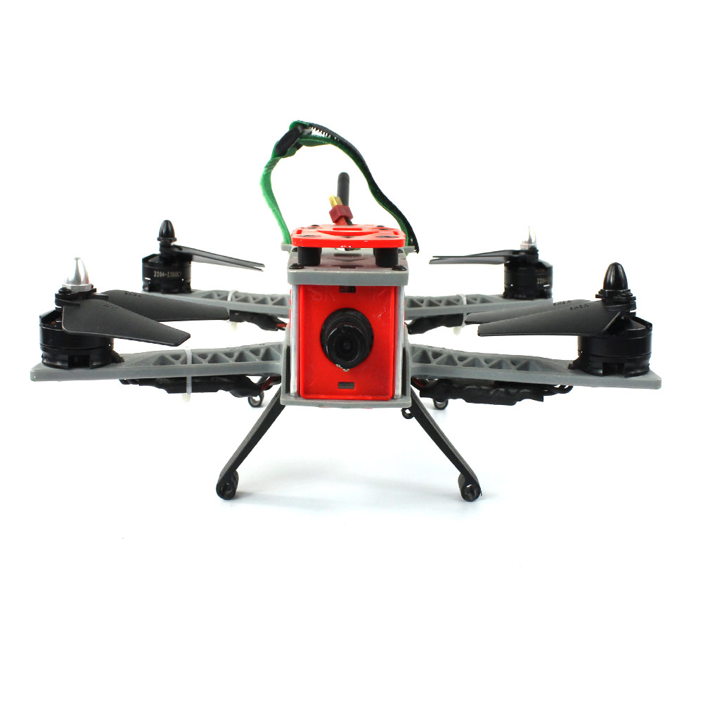 JMT Mini 260 SP Racing F3 DIY Quacopter Kit Full RTF FPV RC Drone 2.4G 9CH 700TVL HD Camera 5.8G Transmission Carry Bag
