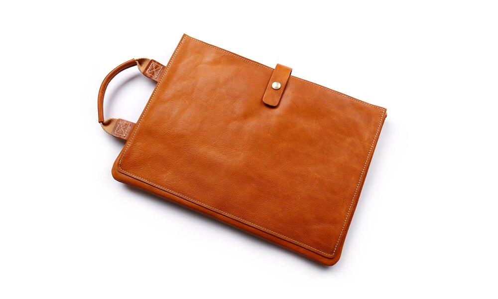 laptop sleeve leather