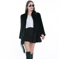 ChamsGend 2017 Hot Sale New Ladies Womens Warm Faux Fur Coat Jacket Winter Parka Outerwear Dropship