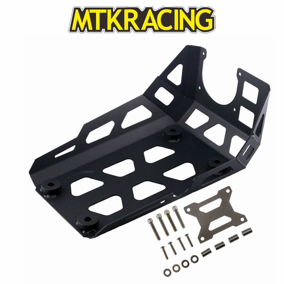 Smart Mtkracing Motorcycle Accessories Expedition Skid Plate Engine Chassis Protective Cover For Bmw G310gs G310r G310r/gs 2017-2019 Bright And Translucent In Appearance Back To Search Resultsautomobiles & Motorcycles Bumpers & Chassis