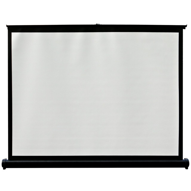 CAIWEI New Mini projector screen 4:3 Table Screen 40 inch Portable projection screen Home cinema for DLP LED Projector