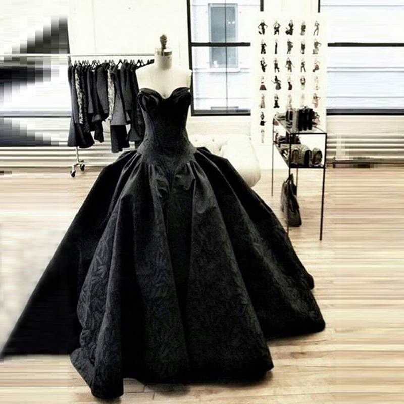 2014 Free Shipping Celebrity Black Corset Prom Evening Gown ...