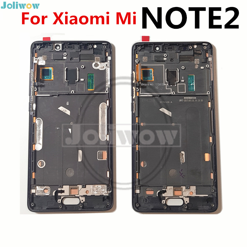 FOR Xiaomi mi note2 note 2 curved screen LCD display 5 7 inch Touch Screen Digitizer Assembly Frame tools in Mobile Phone LCD Screens from Cellphones Telecommunications