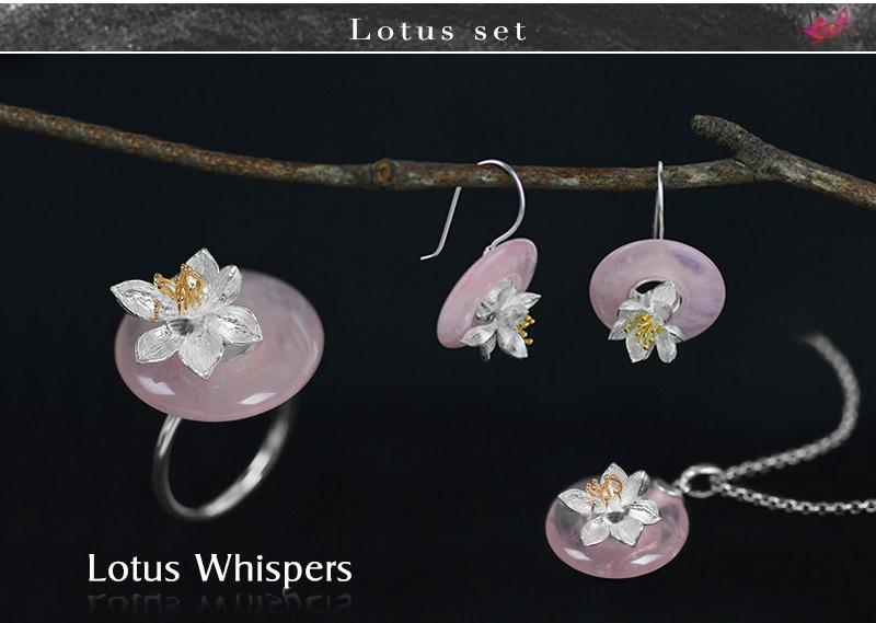 Lotus Whispers pink