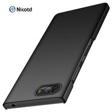 цена на Case For BlackBerry Key2 Slim PC Hard Phone Case Premium Material Anti-Drop Ultra Thin Back Cover For BlackBerry KeyTwo BBF100-1