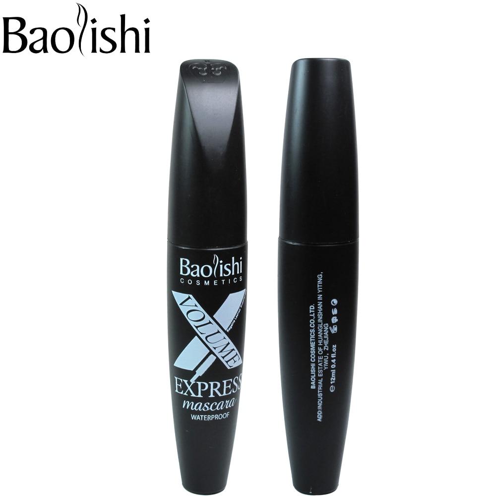 baolishi 1pcs Maximum Volume 3d fiber mascara Quick stereotypes - Makeup - Photo 2