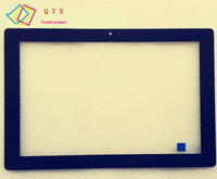 10.1inch for Point of View Mobii WinTab 1000W 3G tablet pc capacitive touch screen glass digitizer panel