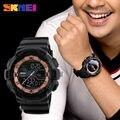 Famosa Marca Para Hombre Relojes de pulsera de Cuarzo Relojes de los Deportes Al Aire Libre Moda Casual Multifunción Impermeable Reloj Deportivo de Lujo de Los Hombres