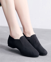 Ballroom Professional Jazz Shoes Unisex Dance Sneakers Tap Latin Dance Shoes for Women/Men/Children Tango&Salsa Genuine Leather