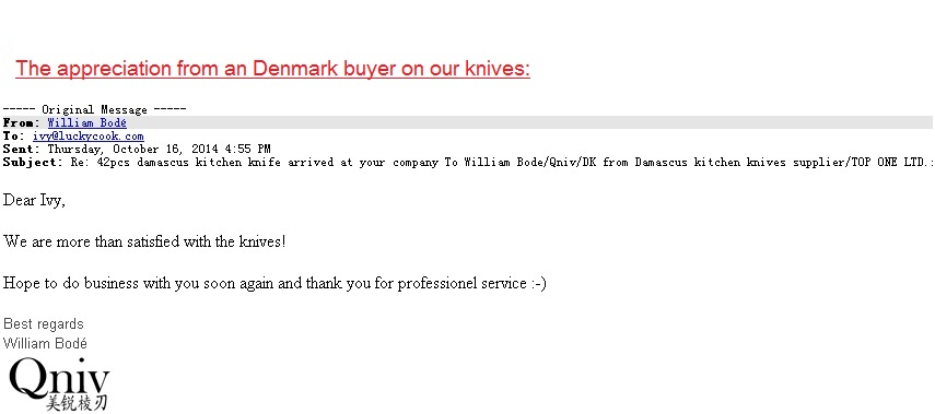 Denmark buyer