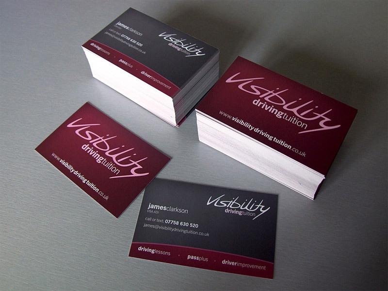 Colour Business Cards,350gsm smooth matt laminated art paper ...